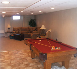 Basement Finishing Cost in Kansas City